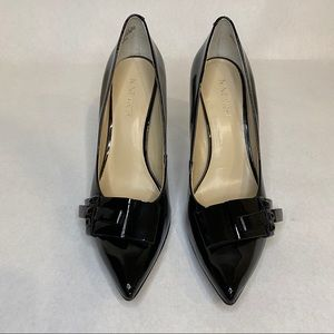 Nine West patent leather high heels size 5 1/2